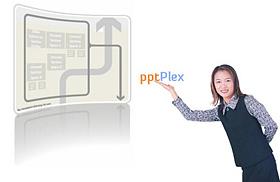 让PPT演示更具有结构化思维(PPT-Plex教程)