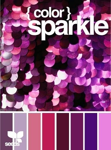 PPT配色之紫色诱惑