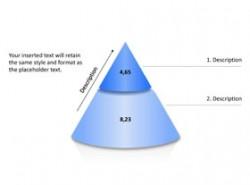 金字塔,锥形,圆锥形,上升,往上,逻辑,关系