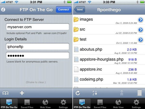 ftp on the go 30 Useful iPad Apps for Business & Presentation