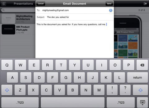 mightymeeting 02 30 Useful iPad Apps for Business & Presentation