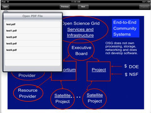 power presenter 02 30 Useful iPad Apps for Business & Presentation