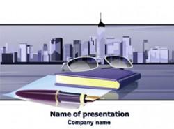 眼镜,笔记本,钢笔,书本,建筑,城市,高楼大厦,学习,竞争,毕业