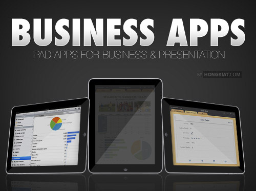 ipad business & presentation apps
