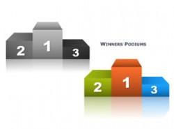 冠军台,领奖台,颁奖台,奖项,得奖,荣誉,立方体,1,2,3