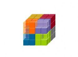 数据,立方体,魔方