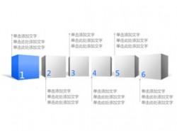 方块,方块阵列,公司架构,公司介绍,公司实力,构成,团队介绍,团队力量,6方面,6,分量