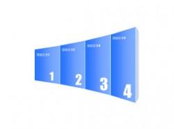 方块,方块阵列,公司架构,公司介绍,公司实力,构成,团队介绍,团队力量,4方面,4,分量,展示,展示设计,展位,橱窗,立体,突出