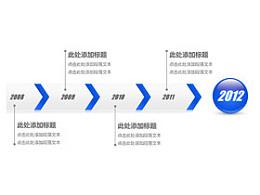 时间轴,时间顺序,时间发展,逻辑,步骤,公司历程,公司历史,箭头,4,坐标,时间坐标