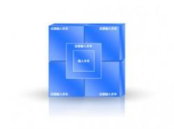 结果,关键,核心,关键因素,中心,方块,砖墙,立体,空间,立方体