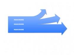箭头,矛头,路线,分叉箭头,路线,军队,阵型,方向,分岔路
