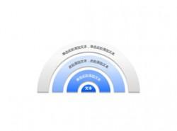 环形,圆形,辐射,隧道,洞穴,环环相扣,层次,发散