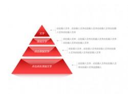 金字塔,4,逻辑图,图形