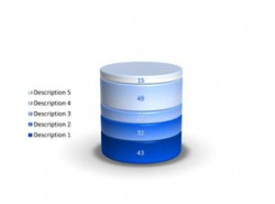 数据库,柱形图,筒状图,结构图,分量,标准,数据