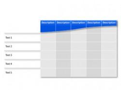 数据,表格,5,创意图表,弧形