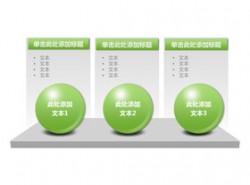 小球,平台,立体,展台,颁奖台,陈列柜,展柜,展位,3