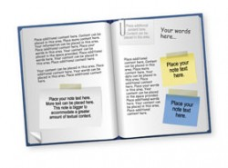 笔记本,便利贴,贴纸,随意,回形针,便条纸,备忘录,随意的胶布