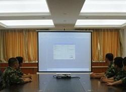 广西桂林边防检查站组织政工干部开展PPT软件培训