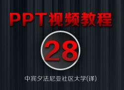 PowerPoint教程(28/38)-[插入日期]