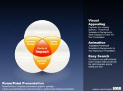 韩国,pptkorea,商务,精美,PPT图表,三环,立体,3D,嵌套,裁切,三方面,3,圆圈,公司实力,团队实力