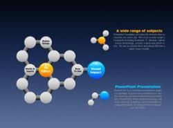 韩国,pptkorea,商务,精美,立体,3D,生物,医药,医生,药物,基因,化学,公式,小球,基因,DNA,分子