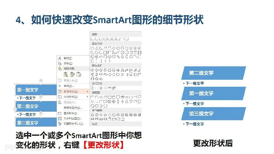 三分钟教程(68):SmartArt图表使用指南(中)