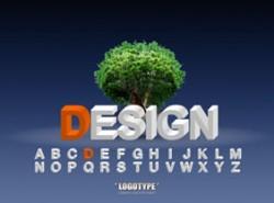 韩国,pptkorea,商务,精美,立体,3D,绿色,树,环保,健康,氧气,植树,植树节