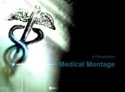 医学医药行业医疗剪辑PPT模板