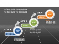 moonkey图表,攀升,3D,箭头,发展,递进关系,公司发展历程,提升,水晶,立体,辐射线,消失点