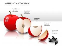 苹果切开,问题深入剖析,公司介绍,公司发展历程
