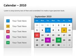日历,时间安排表