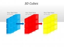 透明立方体
