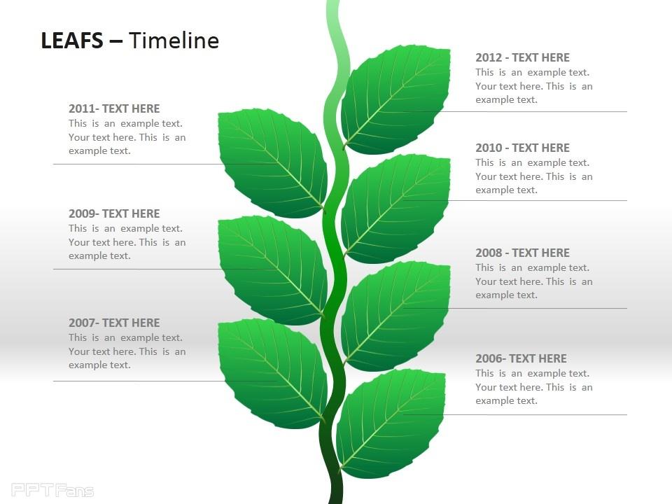 结构图 > 企业组织架构图 树枝结构   pptfans_0325 该ppt模板已经