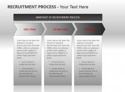 招聘流程 校园招聘流程
