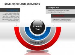 半圆环分析图示
