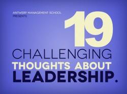 提高领导力的19种方法