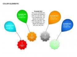 彩色气球四步骤说明
