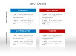SWOT多文字分析