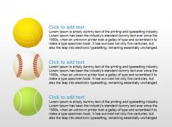 球的并列方式