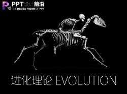 进化理论EVOLUTION超棒PPT分享