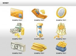 九类型金钱图示