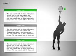 单人网球三部分说明