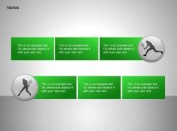 网球图示六部分说明