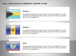 巴哈马、巴巴多斯、巴拉圭国旗