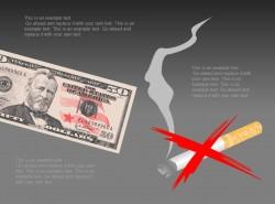 美元与禁烟