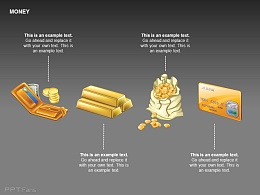 金钱四类型图示说明