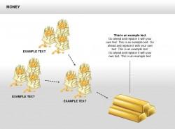 金子制作金条图示