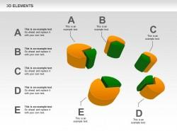 五部分圆柱体说明