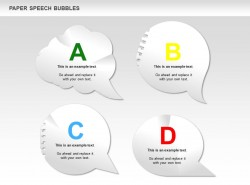 字母ABCD对话框