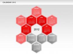 2012日历之前八月份